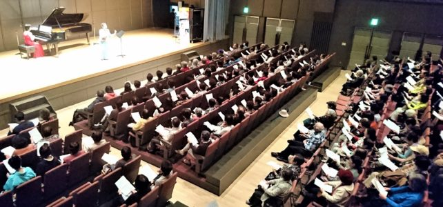 喜田屋創業51周年記念「たまに音楽会」